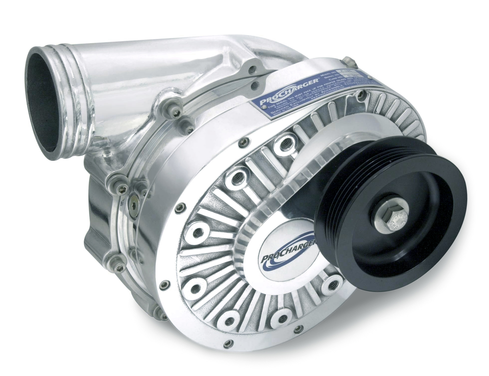 Ati Procharger Pontiac Kits Big Block Engines